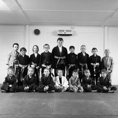 Junior Jiu Jitsu